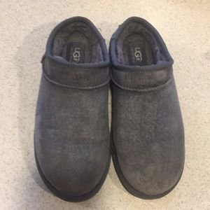 098a92ae2bc Uggs pure slippers water resistant 7 gray women's